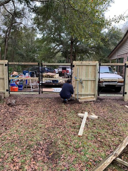 Working Chain Link Fenc, all other types of fencing Jobs In Jacksonville, FL13